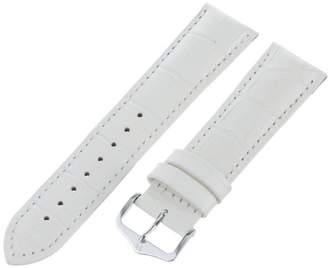 Hirsch 22mm Leather Watch Strap