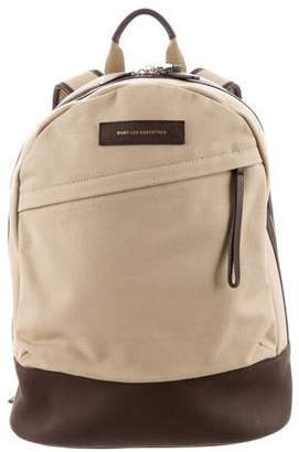 WANT Les Essentiels Leather-Trimmed Kastrup Backpack w/ Tags