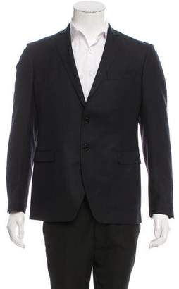 CNC Costume National Wool Two-Button Blazer