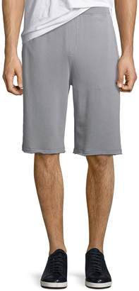 ATM Anthony Thomas Melillo Pigment-Wash French Terry Shorts