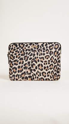 Kate Spade 13 Inch Leopard Laptop Sleeve