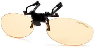 Eagle Eyes StimuLight ClipOn Sunglasses - Profile Sleek Design Low-Light Vision Boosting Clip-Ons