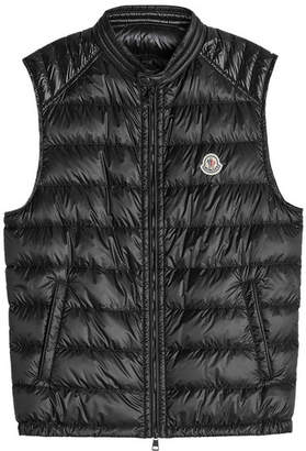 Moncler Arves Quilted Down Vest