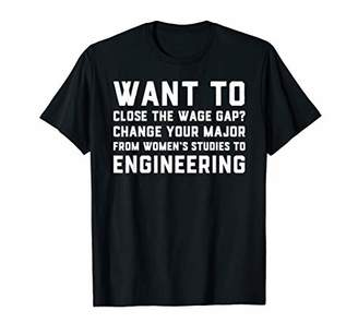 Gap Want To Close The Wage Engineering T-Shirt