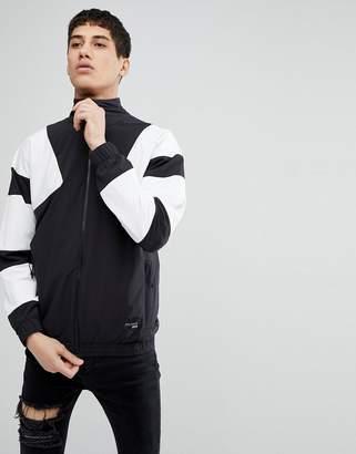 adidas EQT Retro Track Jacket In Black CE2234