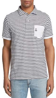 Psycho Bunny Striped Pocket Polo Shirt - 100% Exclusive