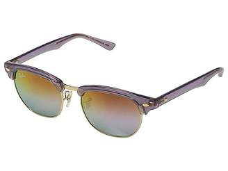 e46a6a33d08 at Zappos · Ray-Ban Junior RJ9050S Clubmaster 47mm (Youth)