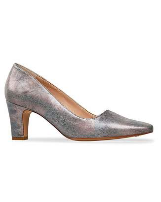 Ophelia Real Madrid Van Dal Court Shoes Wide EE Fit
