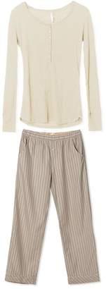 Pink Label Aliyah Pajama Set