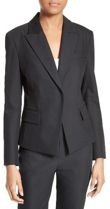 Women's Theory Brince Approach Suit Jacket $395 thestylecure.com