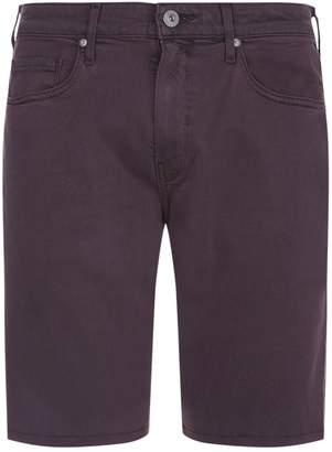 Paige Denim Federal Slim Fit Shorts