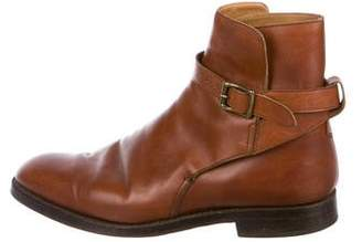 Crockett Jones Crockett & Jones Quorn Leather Ankle Boots