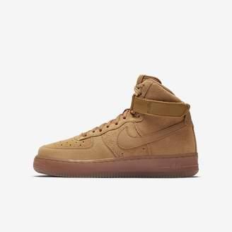 Nike Big Kids' Shoe Force 1 High LV8 3