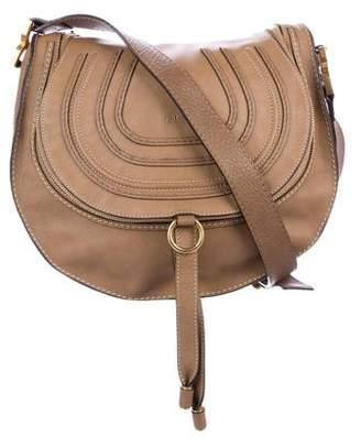 Chloé Leather Marcie Crossbody Bag