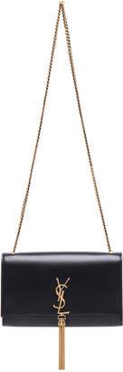 Saint Laurent Medium Monogramme Kate Tassel Chain Bag