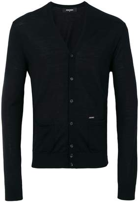 DSQUARED2 V-neck cardigan