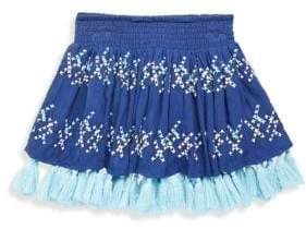 OndadeMar Little Girl's& Girl's Lotto Skirt