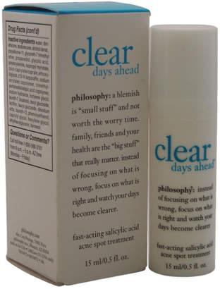 philosophy 0.5Oz Clear Days Ahead Acne Spot Treatment