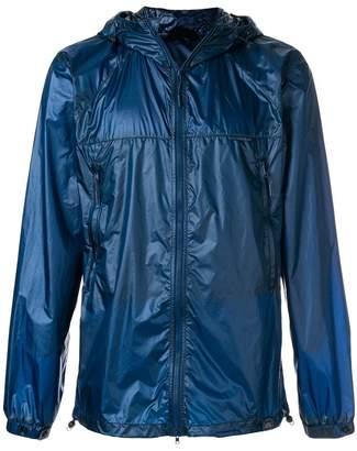 Canada Goose zipped hooded jacket