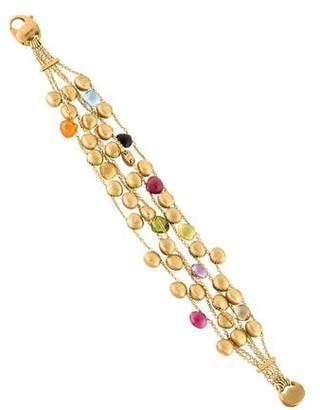 Marco Bicego 18K Multistone Five-Strand Paradise Bracelet