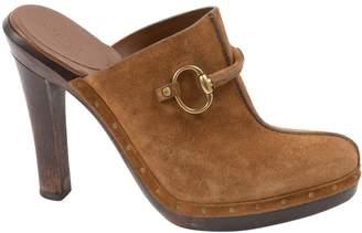 1c467a7c7fc Gucci Brown Mules   Clogs on Sale - ShopStyle