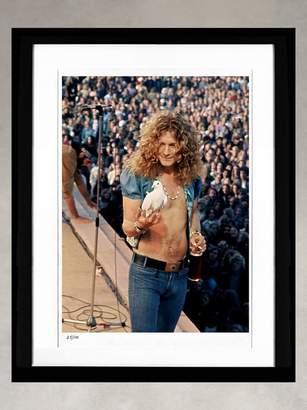 John Varvatos Robert Plant by James Fortune