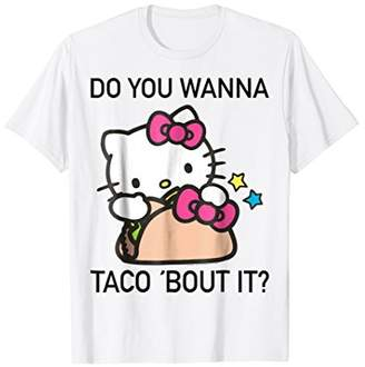 "Hello Kitty Taco 'Bout It"" Tee Shirt"
