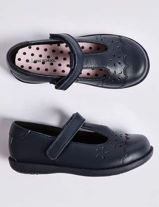 Marks and Spencer Kids' Leather School Shoes