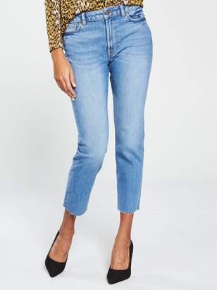 Very Straight Leg Girlfriend Jeans - Vintage