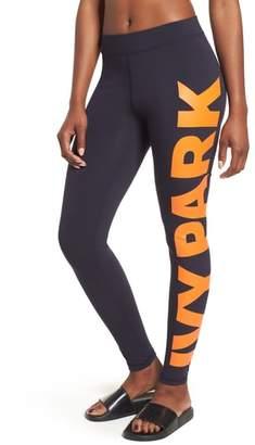 Ivy Park R) Oversize Logo Leggings