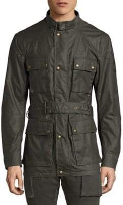 Belstaff Classic Roadmaster Waxed Cotton Jacket