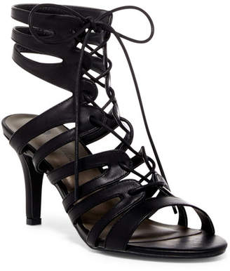 Michael Antonio France Caged Heel Sandal $49 thestylecure.com