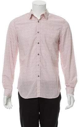 Paul Smith Patterned Dress Shirt