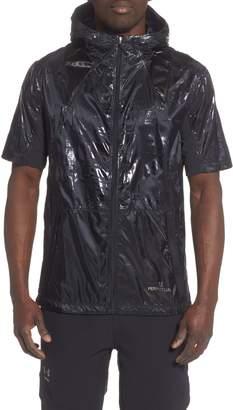 Under Armour Perpetual Windproof & Water Resistant Short Sleeve Jacket