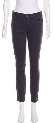 L'Agence Chantal Mid-Rise Jeans