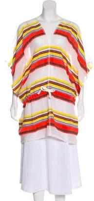 Lemlem Striped Sleeveless Tunic