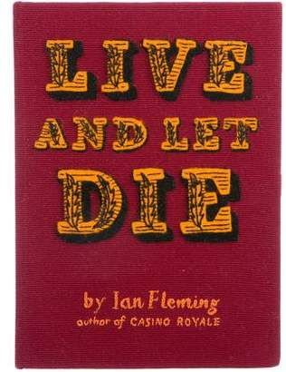 Olympia Le-Tan Live and Let Die Clutch