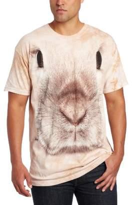 The Mountain Men's Bunny Face T-Shirt