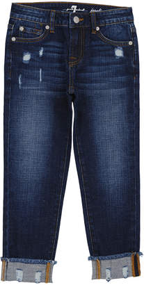7 For All Mankind Seven 7 Cuffed Pant