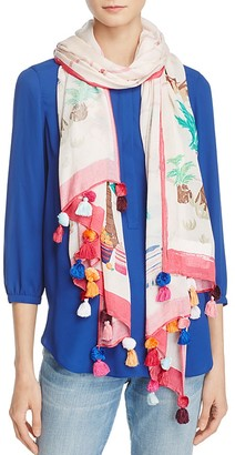 kate spade new york Desert Oblong Scarf $118 thestylecure.com