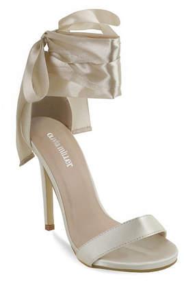 OLIVIA MILLER Woodbury High Heel Sandals Women's Shoes
