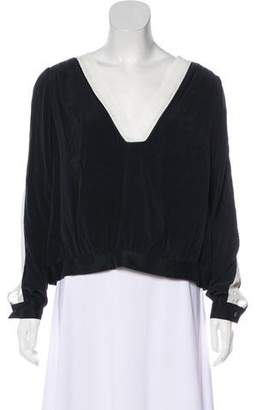 Ramy Brook Kelly Silk Top