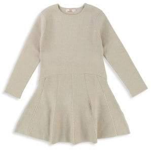 Billieblush Little Girl's Knitted Day Dress