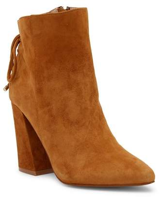 Kristin Cavallari by Chinese Laundry Siren Leather Corset Boot