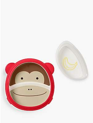 Skip Hop Monkey Plate and Bowl