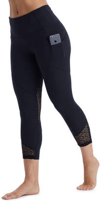 The Balance Collection Lyric Kicker Capri Leggings/Yoga Pants with Pocket
