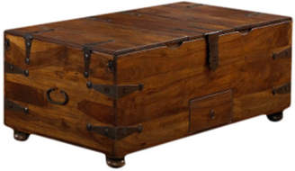 Trunks Loon Peak Mapleton Trunk Coffee Table