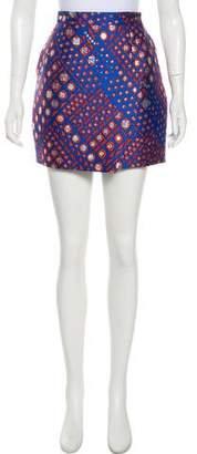 Roseanna Embroidered Mini Skirt w/ Tags