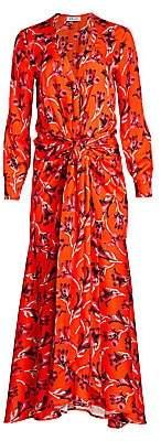 DELFI Collective Women's Toni Knotted Maxi Dress