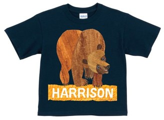Brown Bear Classic Navy Youth T-Shirt